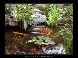 Oriental Garden by estilodesigns