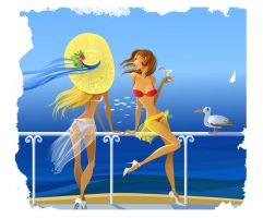 Summer by Zzanthia