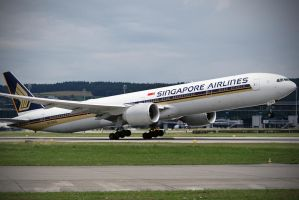 Singapore Airlines by parchatek