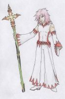 'White Mage' Marluxia by ShiningamiMaxwell
