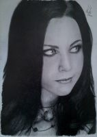 Amy Lee by Azargo93