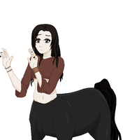 Insecurities and Centaurs by FangirlXOfEverything