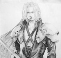Sephiroth by hachiko08