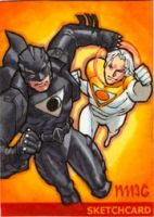 Apollo and Midnighter by markiedc