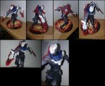 PROJECT ZED  sculpture by KevinTrentin