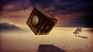 Time Cube by Tywele