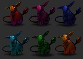Egg Adoptables by Tzenor