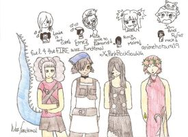 Gaia friends by xxx-sasuke-xxx