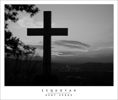 Mt Sequoyah by wulfster