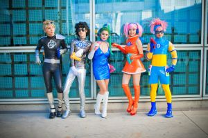 AX2011 - Space Channel 5 by MikeRollerson