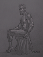 Figure Drawing #83 by AngelGanev