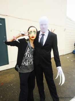 10.11.2012 Supanova- Long Lost Buddies by MissMurder1243