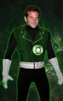 Green Lantern film Guy Gardner by TimDrakeRobin