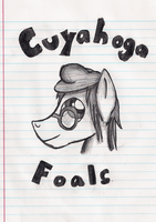 Cuyahoga Foals by AllysonCarver