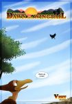 Dawn of a Wingtail - Page 03 - Chapter 01 - Visit by Hakunaro