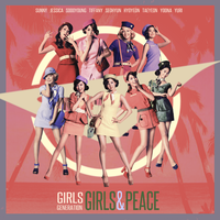 Girls Generation: Girls+Peace 2 by Awesmatasticaly-Cool