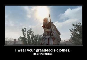 Granddads Clothes by Demented-Duo