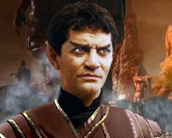 The Watcher-James Frain-Vulcanized by DBEEERS