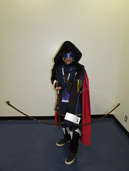 Lucina - GeekFest Montreal 2015 by J25TheArcKing