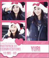 Yuri (SNSD) - PHOTOPACK#01 by JeffvinyTwilight