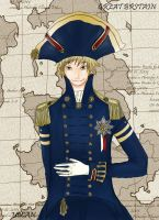 The Navy of Great Britain by Uccan