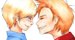 APH - Accidentally in love by Fukou