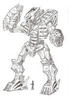 cyclop mech by GoreReptil