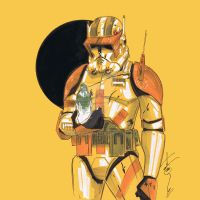 12x12 Commander Cody E3 SLC by Hodges-Art
