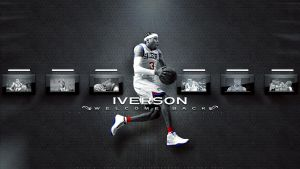 Allen Iverson - Welcome Back by kty-3