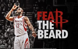 James Harden Wallpaper by lisong24kobe