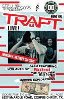 Trapt Flyer by louVVis