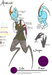VFA Ref: Atakashi by Twisted-Bat