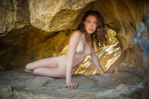 Cave Dweller by ImpressionofLight