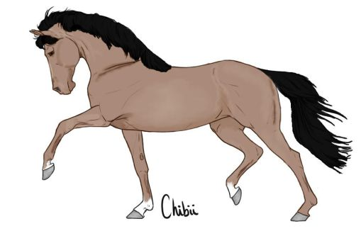 Lineart by BH Stables by Narusa13