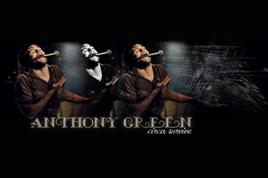 Anthony Green Wallpaper 2 by Grace-like-rainx