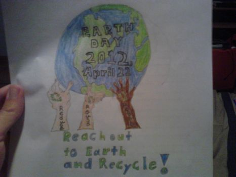EARTH DAY 2012 by CVIart