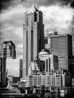 Some Building in Seattle by JForbes1701