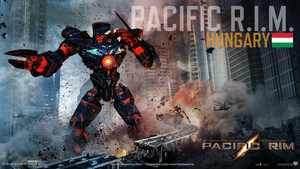 Pacific Rim Jaeger OC: Pacific R.I.M. by MexCraziness
