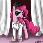 A Clockwork Pinkie by johnjoseco