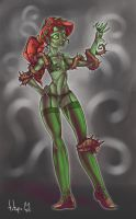 Poison Ivy by TOTOPO
