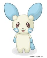 Minun 2 by sugar0coated