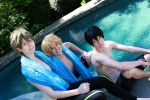 Free! Boys by twinfools