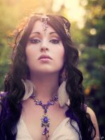 Could Have Been A Queen by Antiquity-Dreams