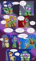 Donatello, Your Yakko is Showing... by jgtcreateflb