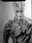I am Groot by ArcticHorizont