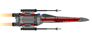 Star Wars T-65 X-Wing by Seeras