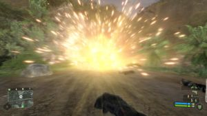 Crysis Explosion by Daron55