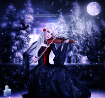 Black Christmas by MysticSerenity