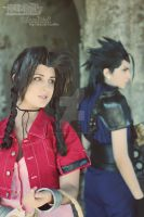 Aerith Gainsborough Cosplay by LauraNikoPhantomhive