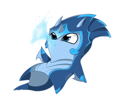 Slugterra: Elemental Slug - Water by SrMario